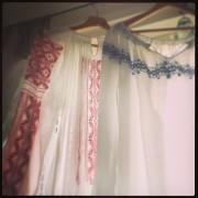 Handmade traditional blouses