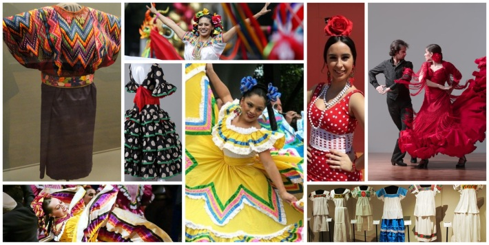 Mayan, Spanish and Mexican - See any similarities?