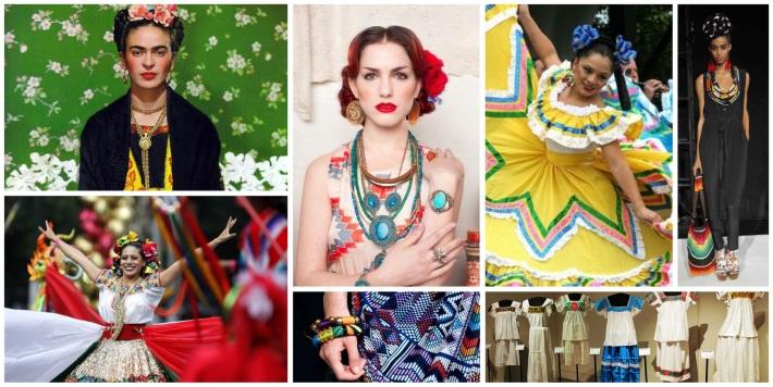 Mexican Folk, Fashion and Art
