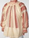 Traditional Romanian Blouse - Metropolitan Museum of Art, New York