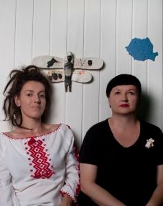 Flavia & Ildiko Harem6
